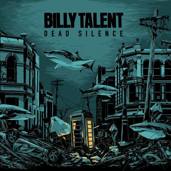 """Billy Talent bieten auf """"Dead Silence"""" alles andere als """"Totenstille"""""""