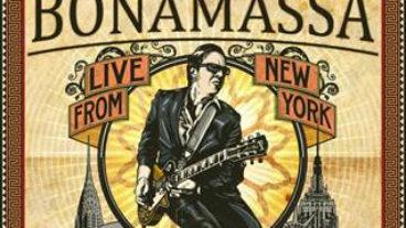 """Joe Bonamassas Konzert im """"Beacon Theatre, New York"""" endlich auch auf CD"""