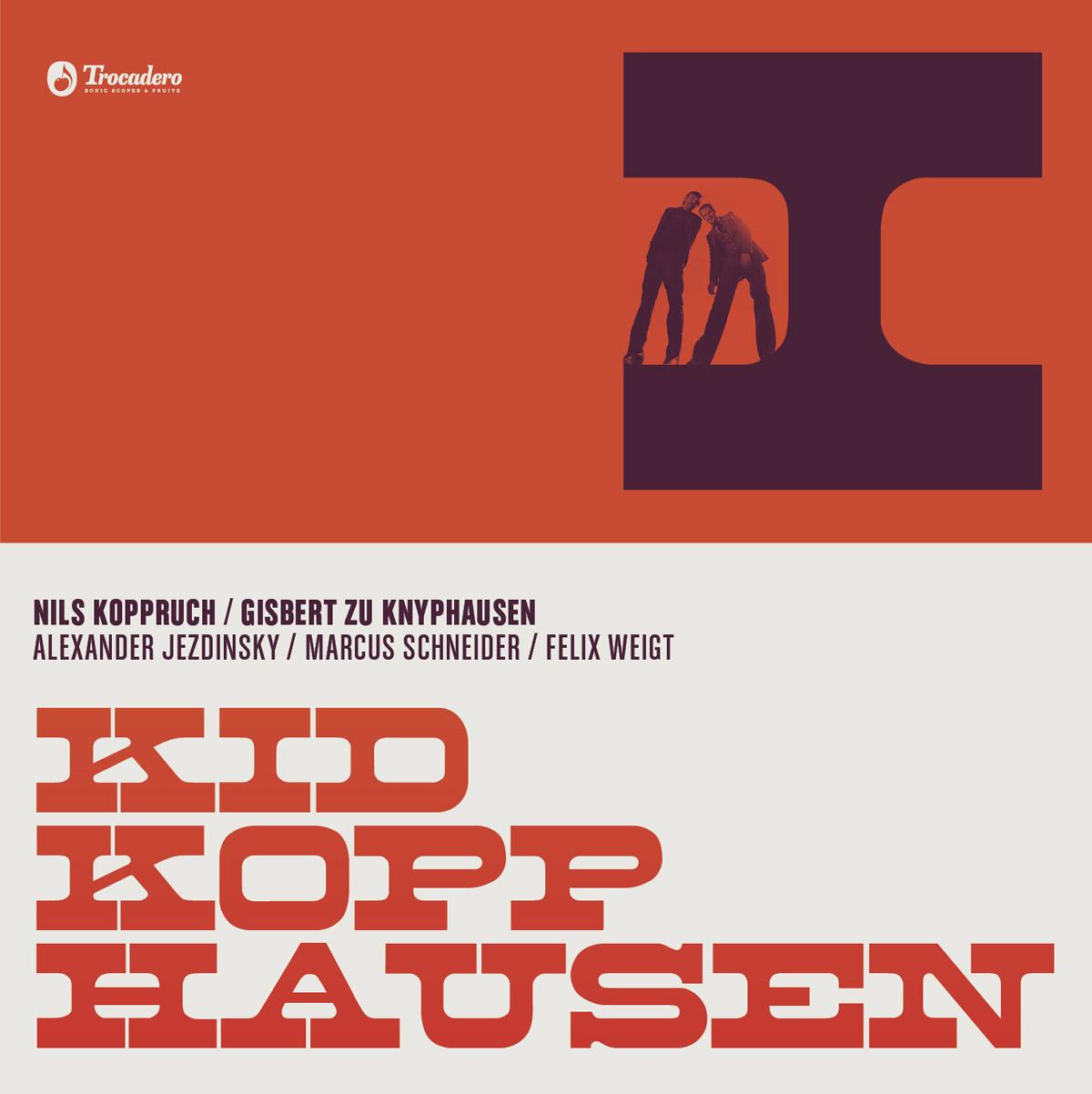 Gisbert zu Knyphausen und Nils Koppruch sind Kid Kopphausen