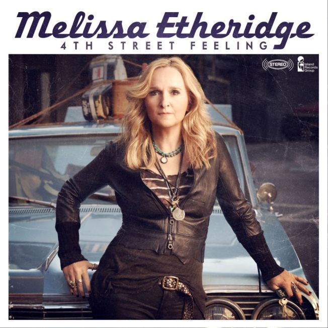 "Melissa Etheridge ist unterwegs mit ""4th Street Feeling"""