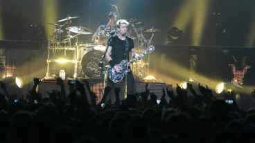 Nickelback Fotos – Lanxess Arena in Köln 2012