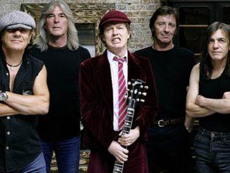 AC/DC Bandfoto