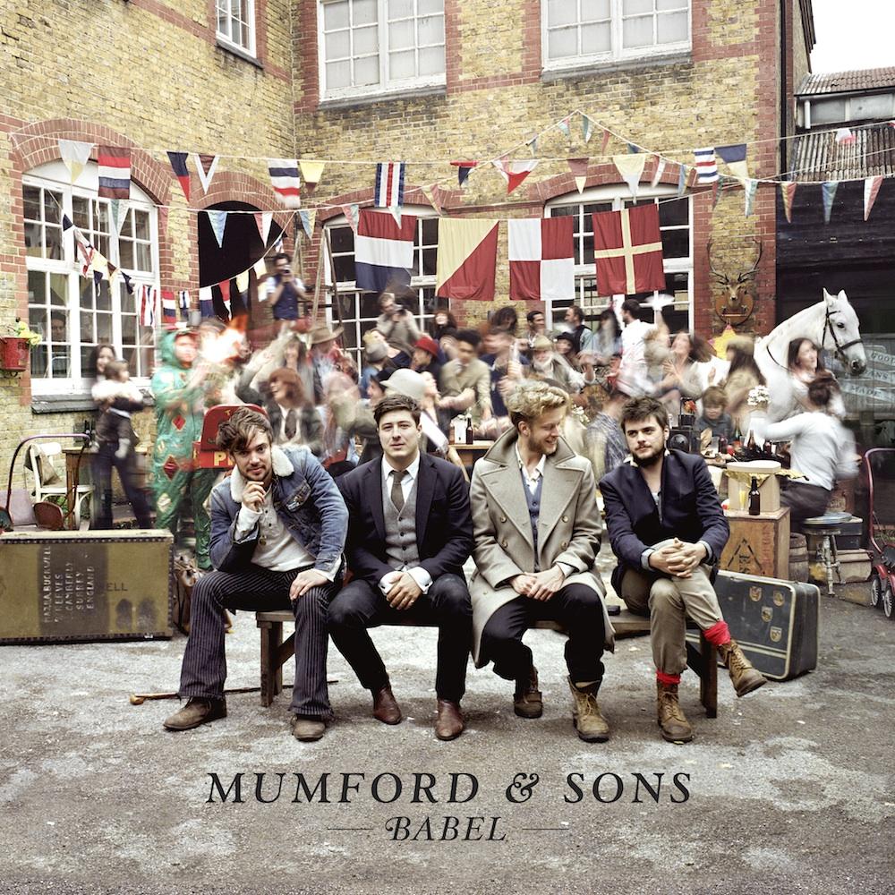 """Mumford & Sons legen mit """"Babel"""" Folkrock-Zündstoff nach!"""