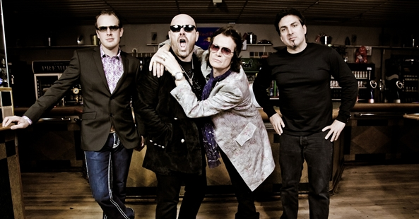 Black Country Communion Bandfoto