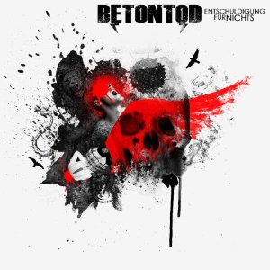 CD Cover Betontod
