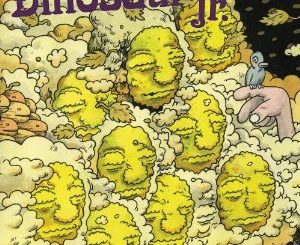 CD Cover Dinosaur Jr