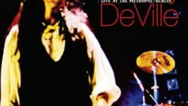 """Zum dritten Todestag von Willy DeVille erscheint """"Live At The Metropol Berlin"""""""