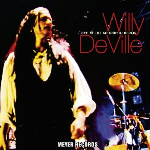 CD Cover Willy DeVille