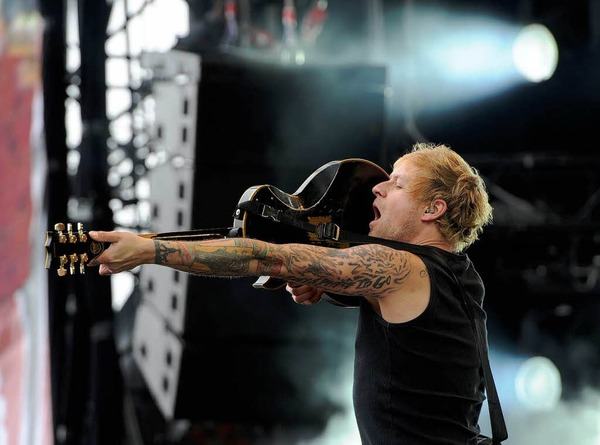 """""""Wir werden uns auf jeden Fall den Arsch abspielen"""" – Interview mit Donots-Gitarrist Guido Knollmann"""