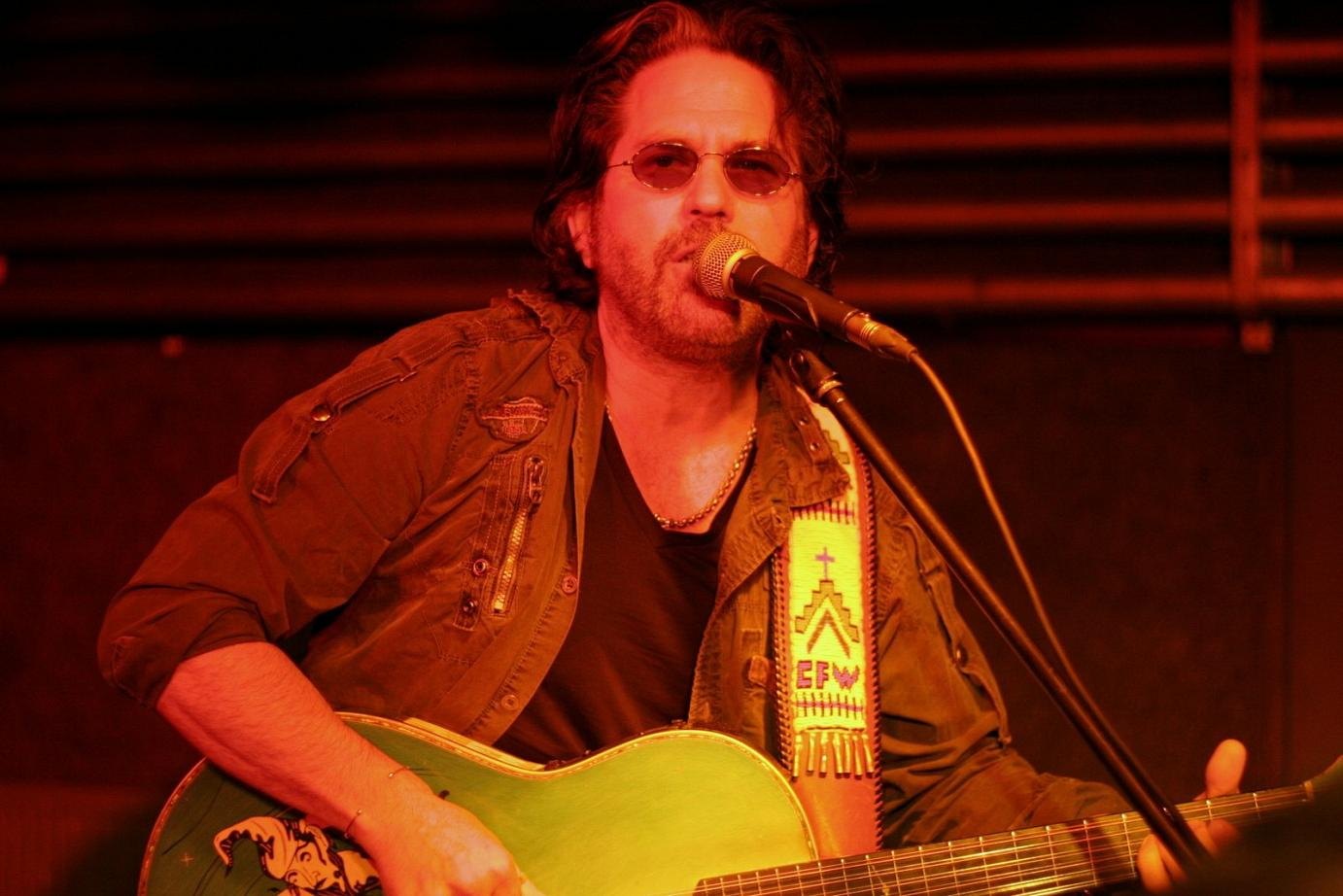 Kip Winger, From The Moon To The Sun To Europe Tour 2012, Underground Köln