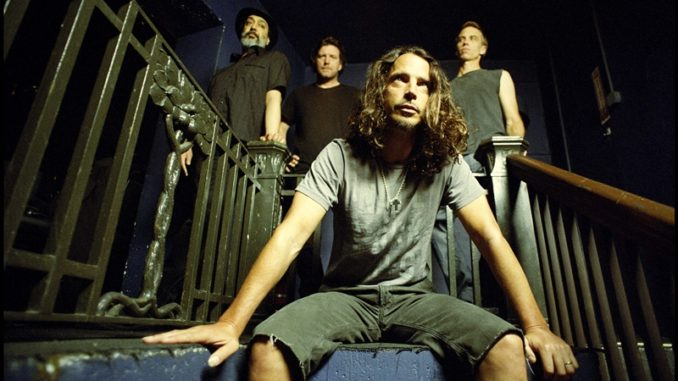 Soundgarden Bandfoto 2