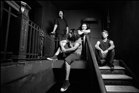 Soundgarden Bandfoto