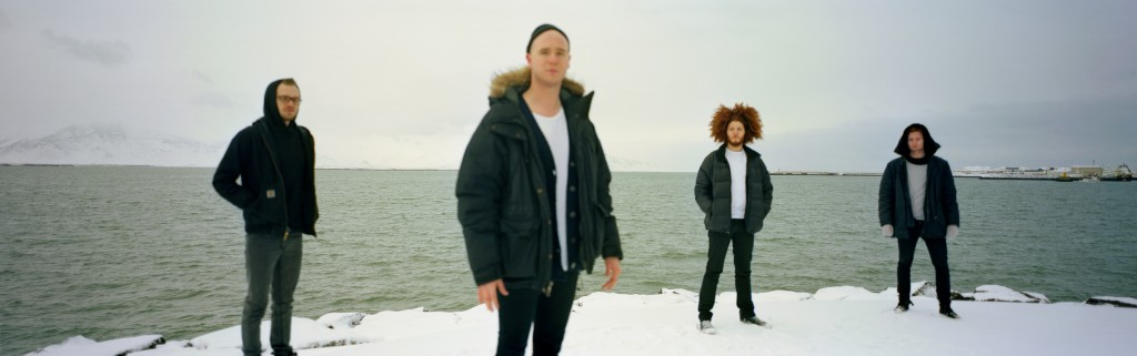 """""""Die Besucher haben uns mit ihrem Feedback echt überrascht. Es hat uns einfach unseren Verstand weggeblasen. Es bestärkt uns in unserer Sache."""" – Interview mit der isländischen Prog-Rockband Agent Fresco"""
