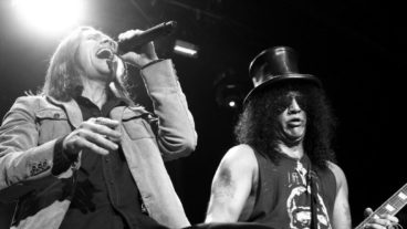Fotos von Slash