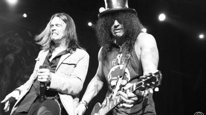 Slash featuring Myles Kennedy and The Conspirators - Apocalyptic Love Tour - E-Werk / Köln