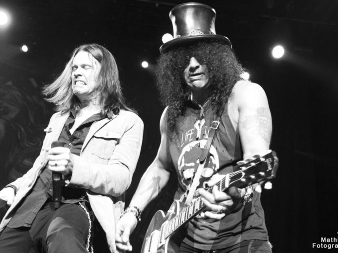 Slash featuring Myles Kennedy and The Conspirators - Apocalyptic Love Tour - E-Werk / Köln