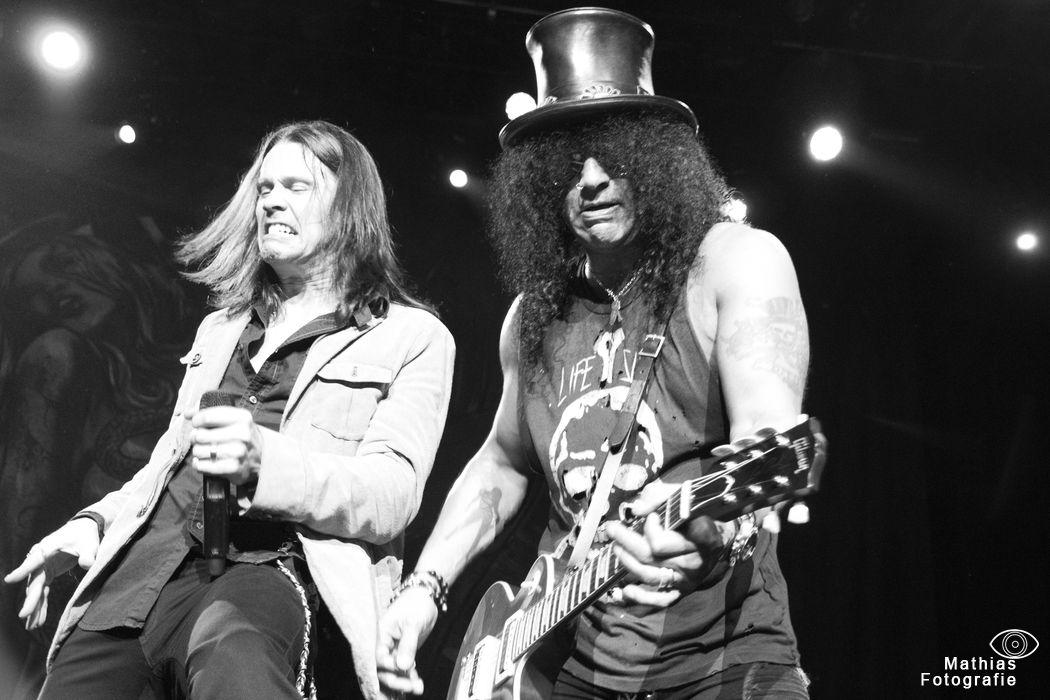 Slash featuring Myles Kennedy and The Conspirators – Apocalyptic Love Tour – E-Werk / Köln