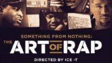 """""""Something From Nothing: The Art Of Rap"""" – ICE-T präsentiert eine Dokumentation über die mächtige Ausdruckskraft des Hip-Hop"""