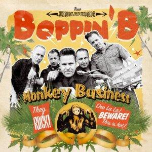 """Boppin' B bleiben mit """"Monkey Business"""" im Geschäft"""
