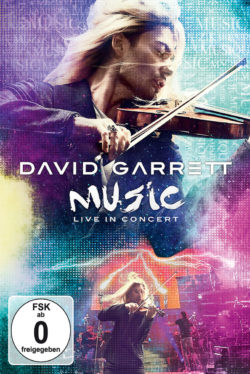 David Garrett Music Live in Concert bei Amazon bestellen