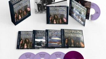 "Deep Purple Klassiker ""Machine Head"" wird 40!"