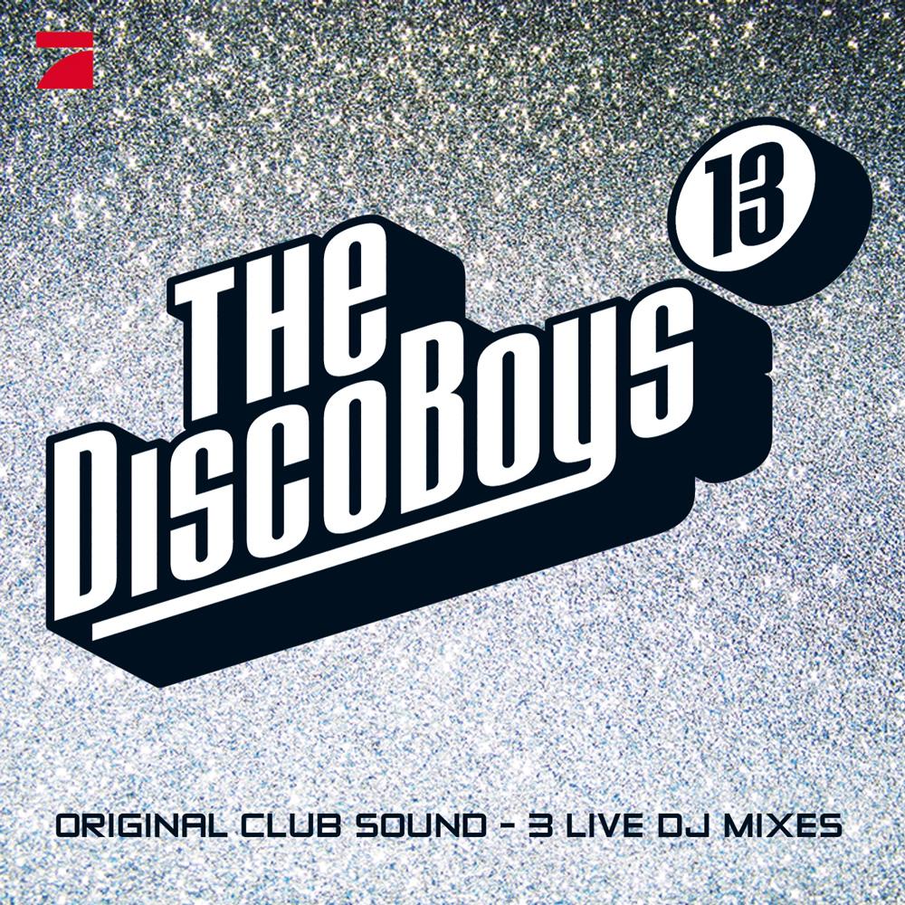 """Die DiscoBoys veröffentlichen """"Volume 13"""" ihrer legendären Compilation-Serie"""