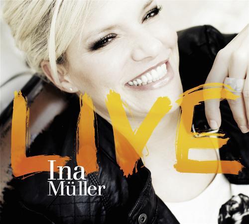 """""""Ina Müller Live"""" – das aktuelle Programm jetzt auf DVD und CD"""