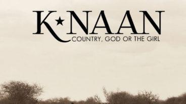 """Rap-Poet K'NAAN legt mit """"Country, God or the Girl"""" nach und die Stars folgen ihm"""