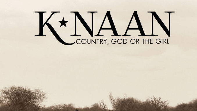 KNAAN_Albumcover Country, God Or The Girl