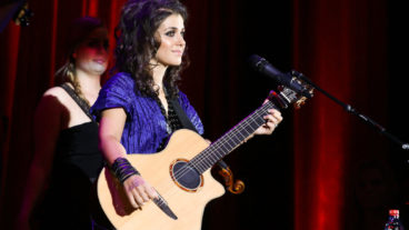 Katie Melua am 24.10.2012 in der Mitsubishi Electric Halle, Düsseldorf