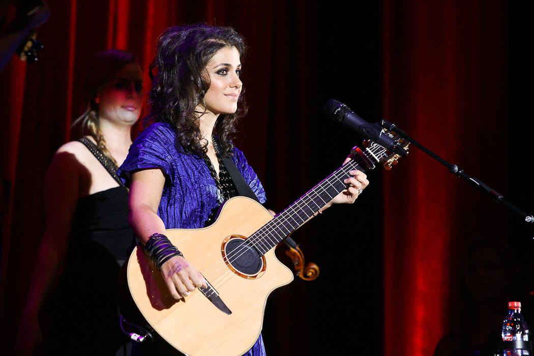 Katie Melua am 24.10.2012 in der Mitsubishi Electric Halle, Düsseldorf