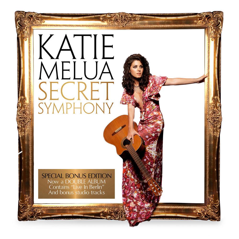 """Katie Melua ergänzt ihre """"Secret Symphony"""" um weitere Coverversionen"""