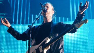 Radiohead in der Lanxess Arena, Köln