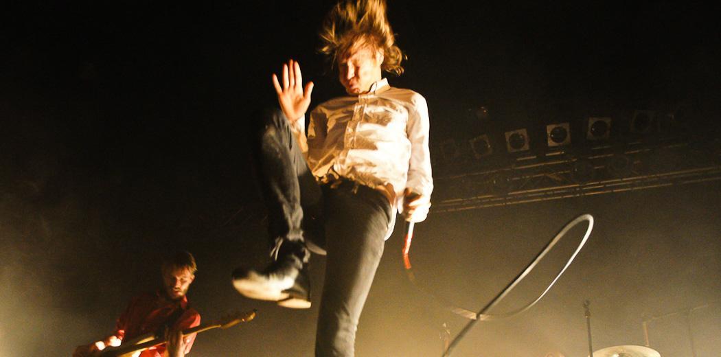 Refused Tour 2012, Support: Terrible Feelings – Live Music Hall / Köln, 29.9.2012
