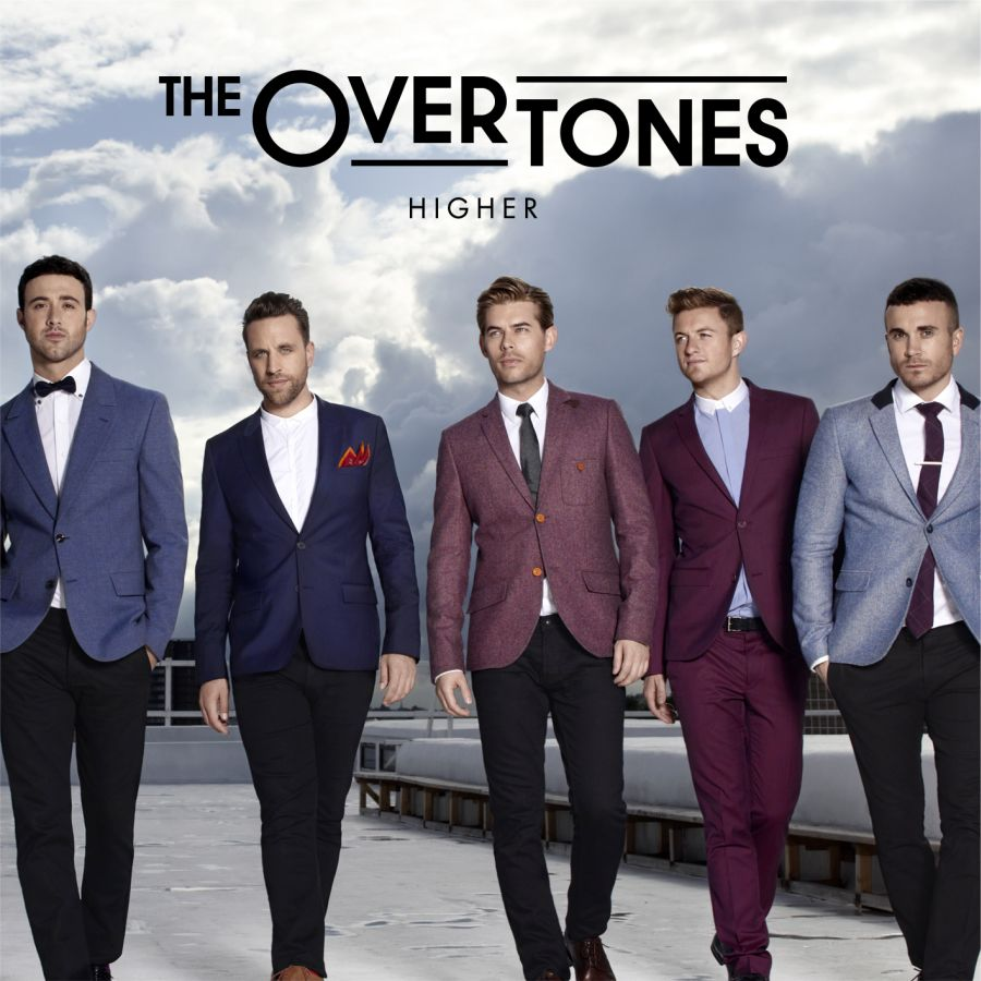 """The Overtones wollen mit """"Higher"""" hoch hinaus"""