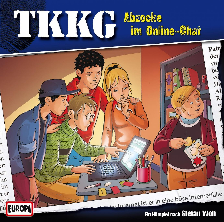 """TKKG ermitteln bei ihrem 179. Fall in Sachen """"Abzocke im Online-Chat"""""""