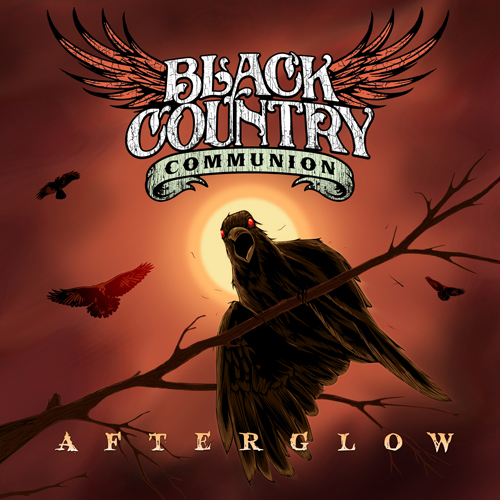 "Neues Album 2012: Black Country Communion ""Afterglow"""