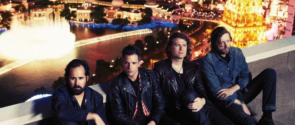 The Killers mit Battle Born am 07.03.2013 Köln - Lanxess Arena