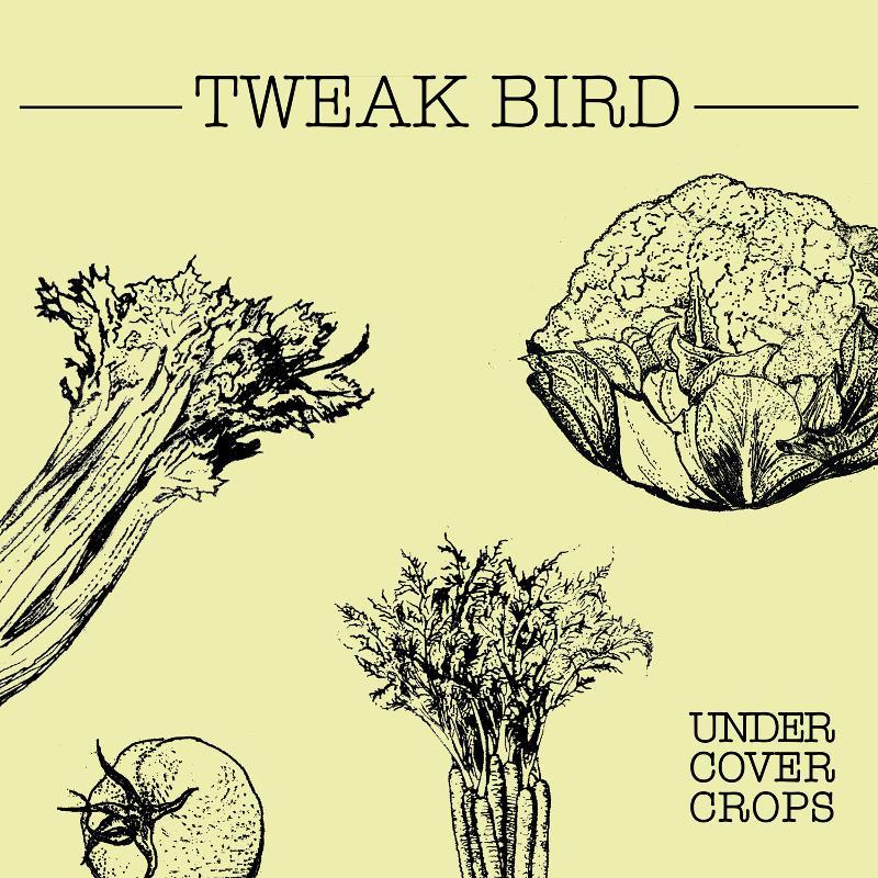 "Tweak Bird bieten mit ""Undercover Crops"" Stoner-Rock vom Feinsten!"
