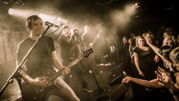4LYN & Prison Mind in der Kulturfabrik Krefeld 02.11.2012