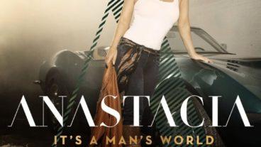 "Anastacia wagt sich auf ""It´s A Man´s World"" an klassische Männer-Rocksongs"