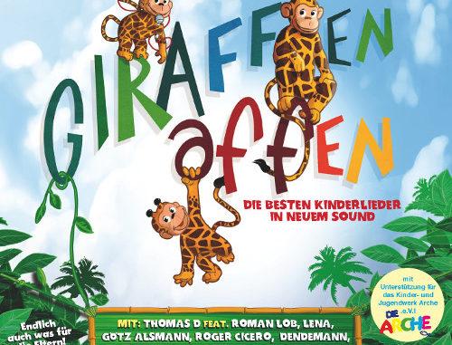 Giraffen_Cover