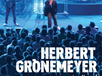 Grönemeyer Live At Montreux DVD Cover