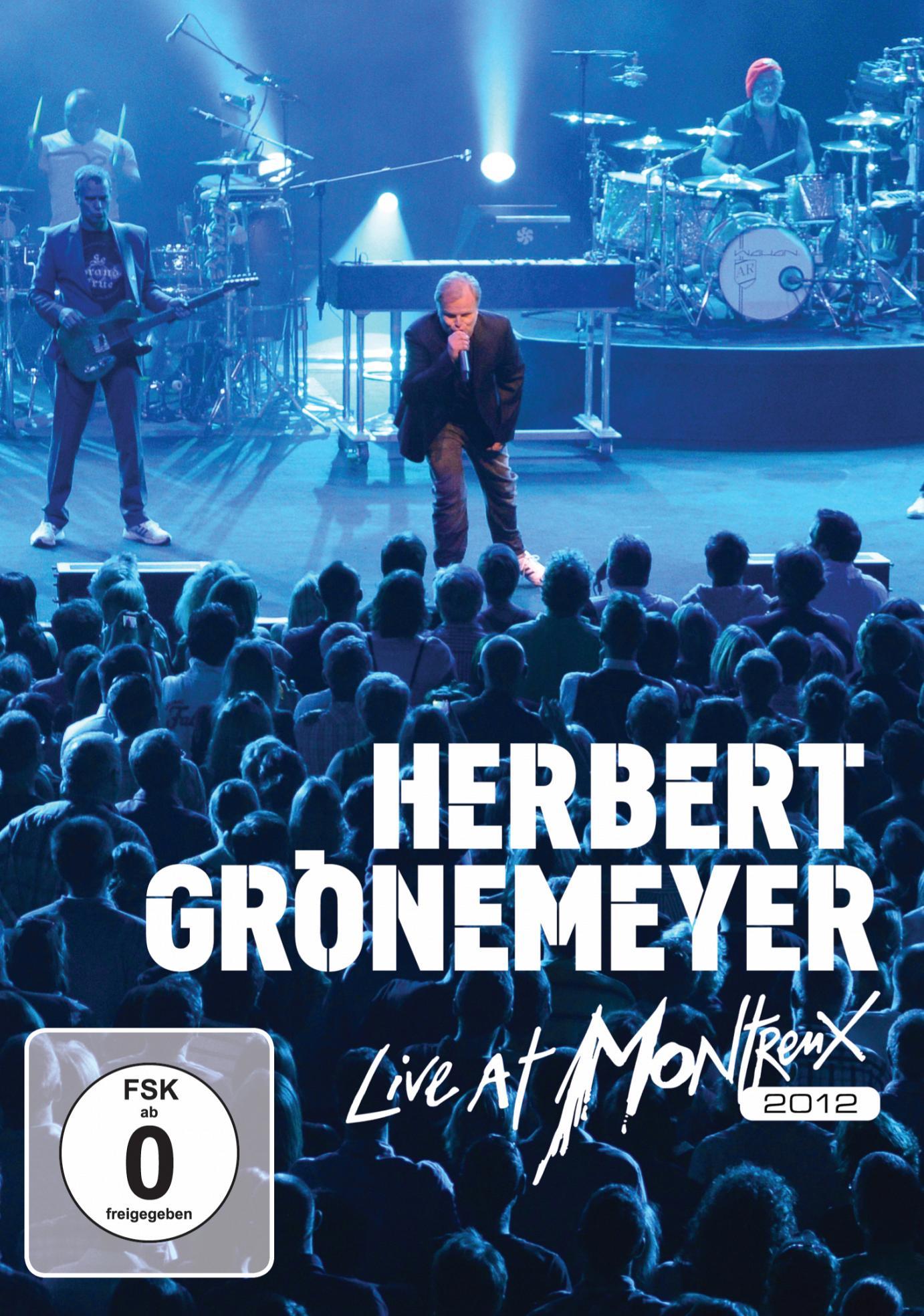 """Grönemeyer als überzeugender deutscher Botschafter """"Live At Montreux"""""""