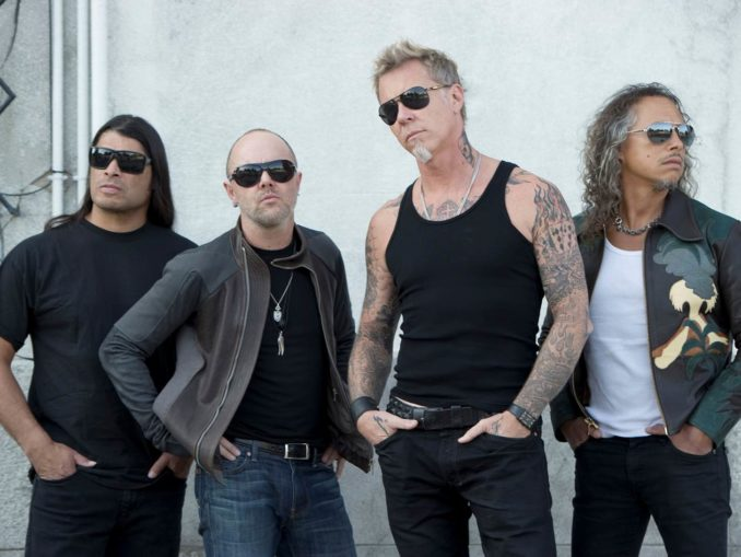 Metallica - 2012 Promo Shot