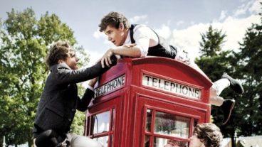"""One Direction erobern mit """"Take Me Home"""" die Teenie-Welt"""