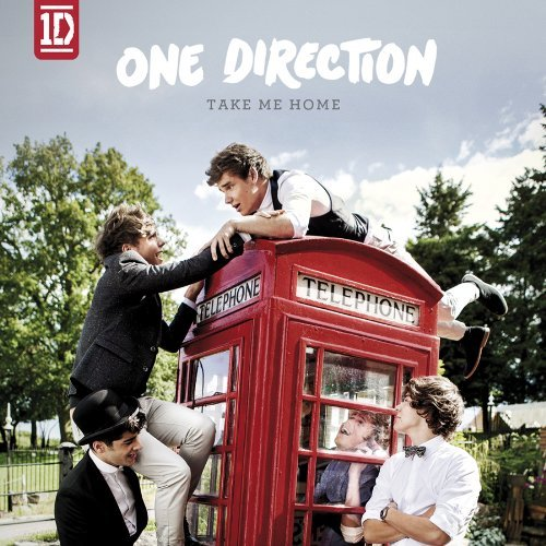 "One Direction erobern mit ""Take Me Home"" die Teenie-Welt"