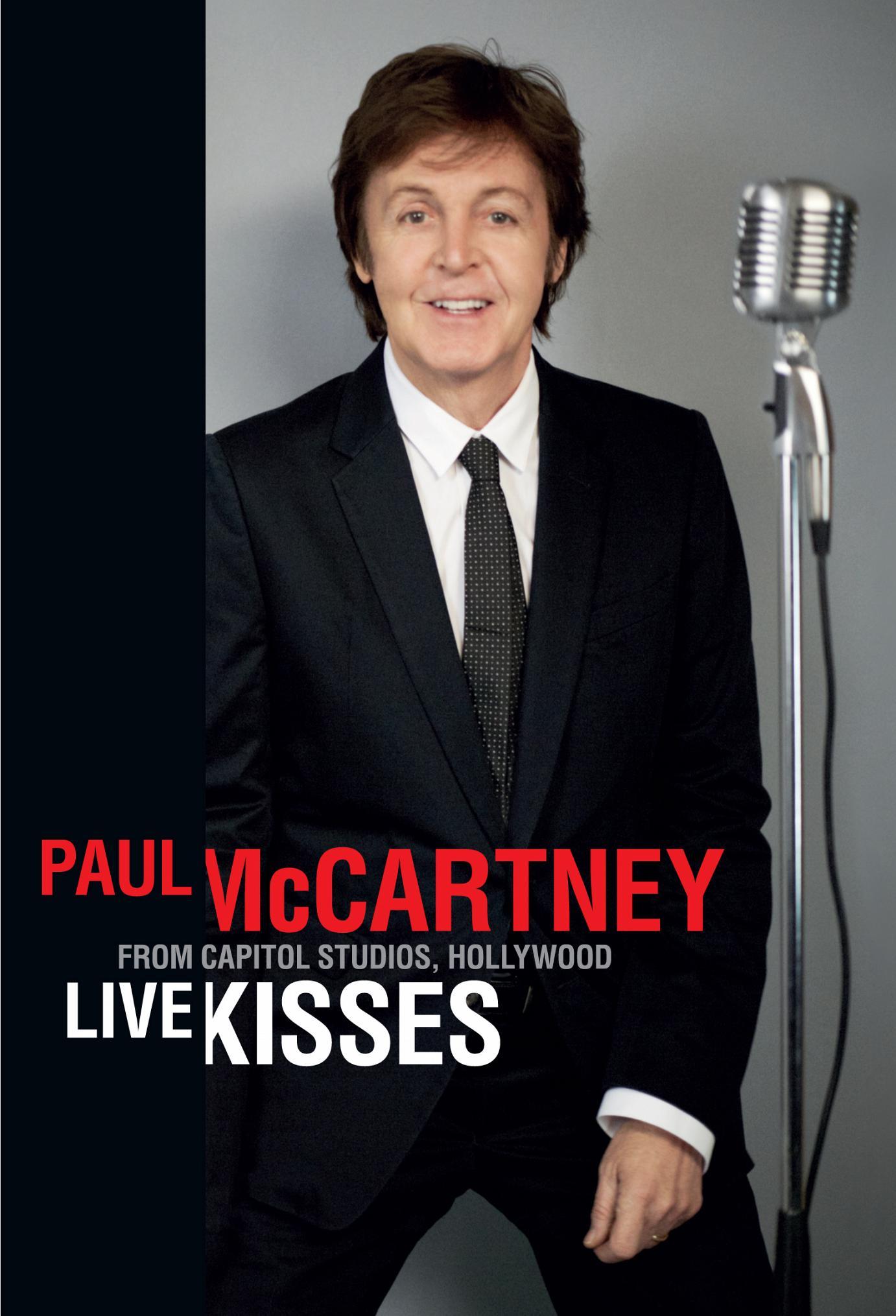 """Mit """"Live Kisses"""" bringen Paul McCartney und Diana Krall fast das komplette Album """"Kisses On The Bottom"""" zu Gehör"""