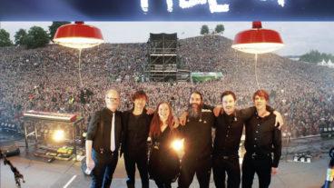 Rockpalast – Livemitschnitte von Wir sind Helden, Fury In The Slaughterhouse und den Söhnen Mannheims