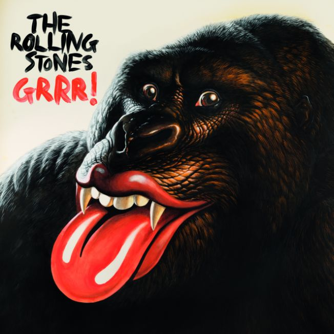 """The Rolling Stones rufen """"Grrr!"""" – 50 Jahre / 50 Hits"""